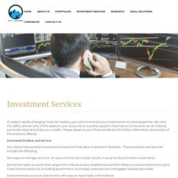 Investment Services - BTC Trading Inc Seoul Korea & Tokyo Japan Official Website