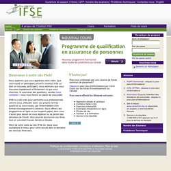 Investment Training Course - IFIC Mutual Funds License Course: IFSE Institute, Canada