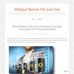 Oil and Gas corporation
