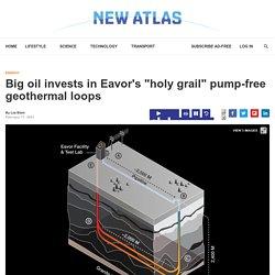 """Big oil invests in Eavor's """"holy grail"""" pump-free geothermal loops"""