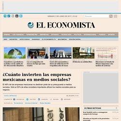 ¿Cuánto invierten las empresas mexicanas en medios sociales?