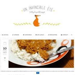 Un invincible été » Le daal : comfort-food chaleureux