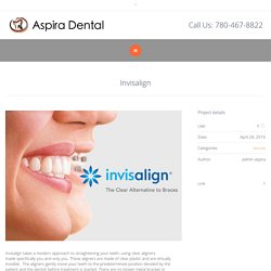 Invisalign - Aspira Dental