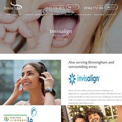 Invisalign Treatment in Sutton Coldfield and Knowle