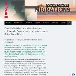 L'invisibilité des minorités dans les chiffres du Coronavirus : le détour par la Seine-Saint-Denis – Institut des Migrations