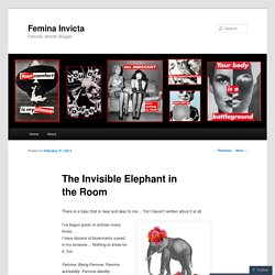 The Invisible Elephant in the Room