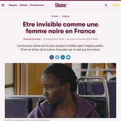 Etre invisible comme une femme noire en France