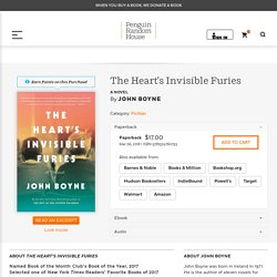 The Heart's Invisible Furies.