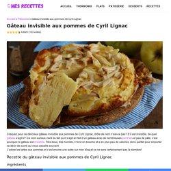 Gâteau invisible aux pommes de Cyril Lignac - Page 2 à 2 - Recettes Faciles