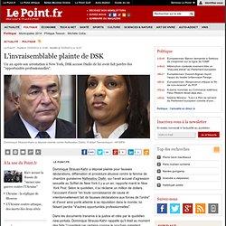 """DSK accuse Nafissatou Diallo de lui avoir fait perdre des """"opportunités professionnelles"""""""