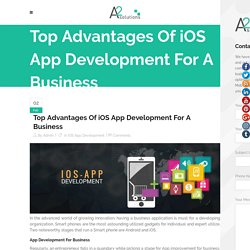 iOS App Development Dubai