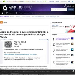 iOS - Applesfera