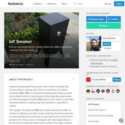 IoT Smoker - Hackster.io