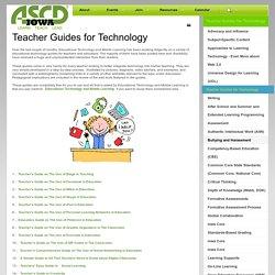 Teacher Guides for Technology
