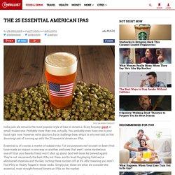 IPA - America's 25 Essential IPAs