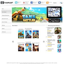 iPad Games & Apps - Top Games for iPad | Gameloft