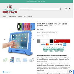 Best Ipad 10.2 kids Case - Benny's Tech Bar