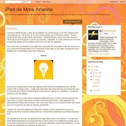 iPad de Mme Arianne: Astuces