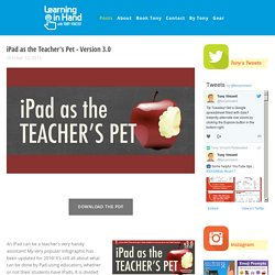 iPad as the Teacher's Pet - Version 3.0 — Learning in Hand
