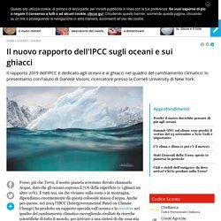 IPCC 2019: rapporto sugli oceani