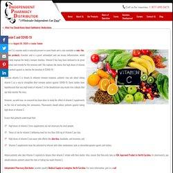 Vitamin C and COVID-19