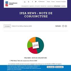 IPEA News : note de conjoncture
