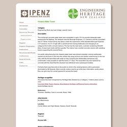 IPENZ Engineering Heritage