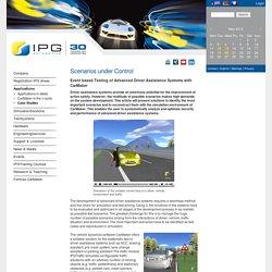 IPG: ADAS Development
