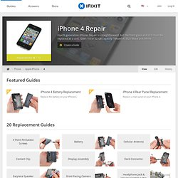iPhone 4 AT&T Repair Manual