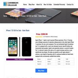 Buy iPhone 7 in Bridgetown