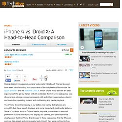 iPhone 4 vs. Droid X: A Head-to-Head Comparison - Page 2 - PCWorld