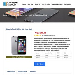 Buy iPhone 6s Plus in Curacao