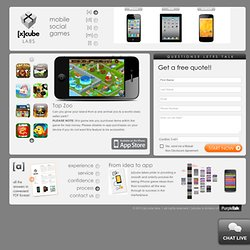 iPhone Game Development | Expert iPhone Game Developer | Mobile Game Development