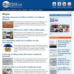 IPhone | dkszone.net