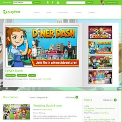 PlayFirst® - Free Online Games and Game Downloads