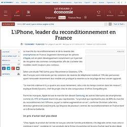 Reconditionnement Iphone France