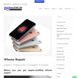 Iphone repair services at affordable cost in Delhi NCR