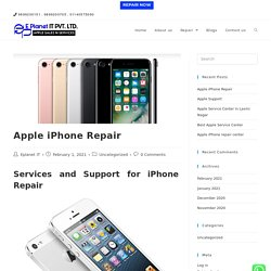 Apple iphone repair services for all apple products in Delhi