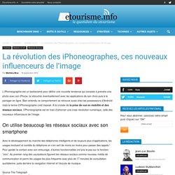 La révolution des iPhoneographes, ces nouveaux influenceurs de l'image