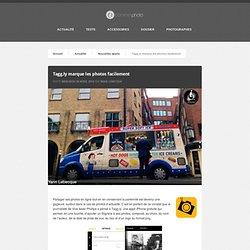 Tagg.ly marque les photos facilement