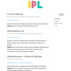Online Texts Collection