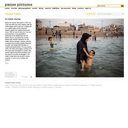 An Iranian Journey | a photo story by Hossein Fatemi | Panos Pictures
