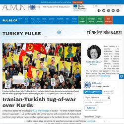 Iranian-Turkish tug-of-war over Kurds