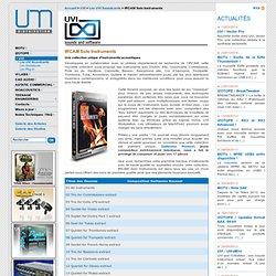 IRCAM Solo Instruments - UM-Distribution
