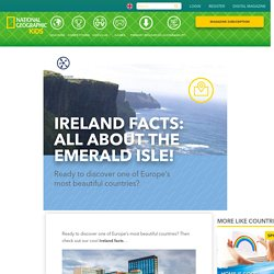 Ireland facts for kids