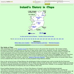 Ireland's History in Maps - Celtic Ireland
