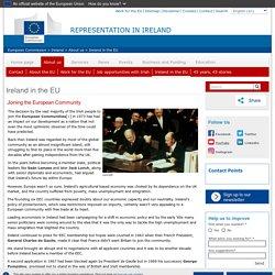 Ireland in the EU