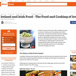 Ireland and Irish Food - The Food and Cooking of Ireland