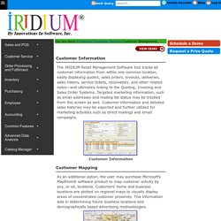 Buy Custom Retail Management Software Solutions