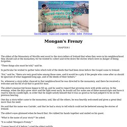 Irish Fairy Tales: Mongan's Frenzy